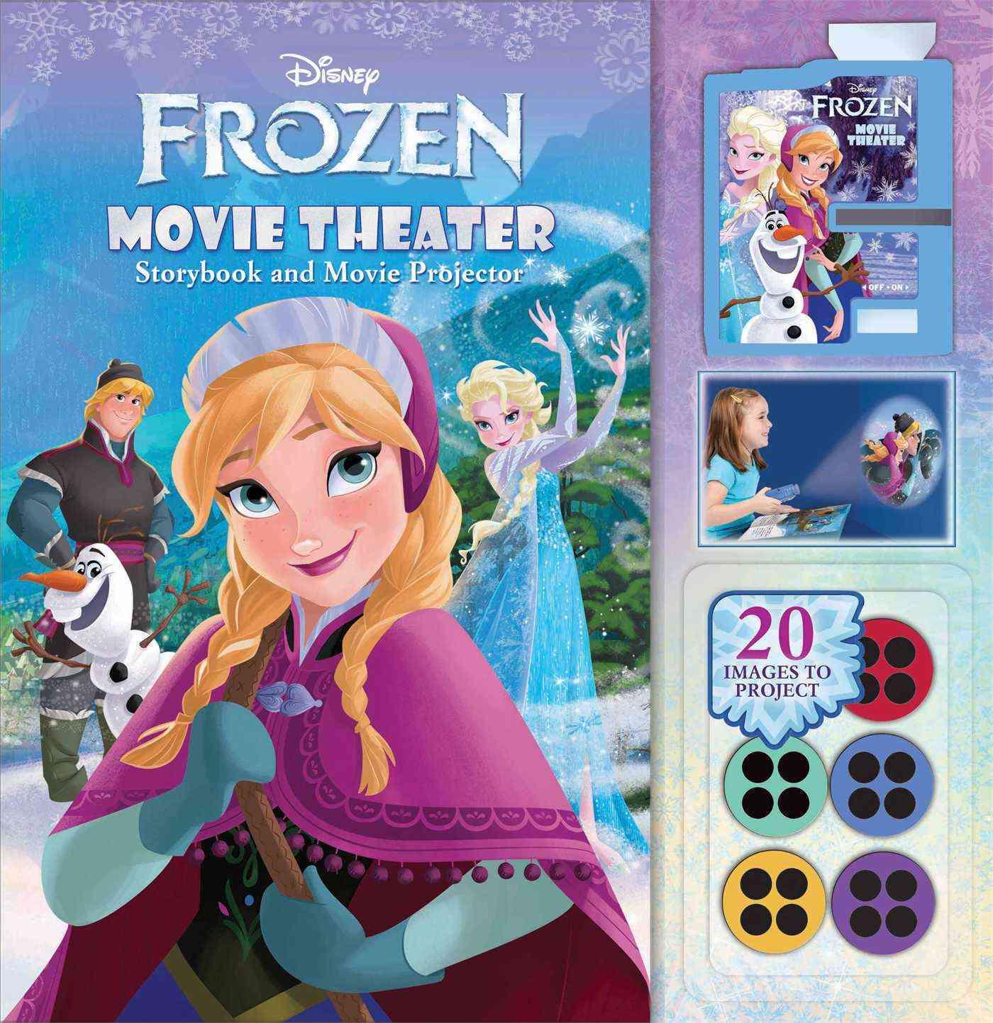 Disney Frozen Movie Theater By Disney Frozen (CRT)